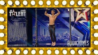 Vuelve al programa para llevarse un pase de oro | Audiciones 6 | Got Talent España 2018