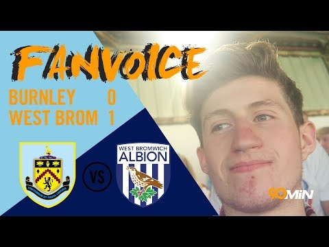 Robson-Kanu secures West Brom 3 points over Burnley! | Burnley 0- 1 West Bromwich | 90min FanVoice