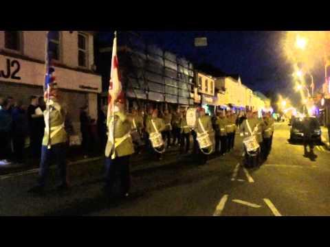 Derryloran Flute Band @ Dunamoney 2015