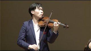 Franck Violin Sonata - Ian Hsu & Christine Huang