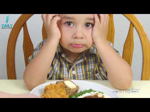 Loss of appetite in Child | बच्चे को भूख ना लगना | Daily Health Care