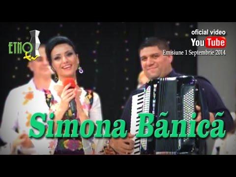SIMONA BANICA . Am barbatul vanator (EtnoTV)