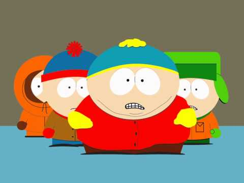 Cartman Sings Heat Of The Moment
