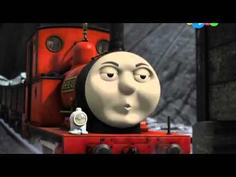 Томас и его друзья 17 Сезон. Серия 9. Замена