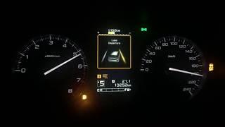 Subaru Impreza 2.0i Lineatronic CVT 2018 156HP/196NM/1400KG 205/50/...