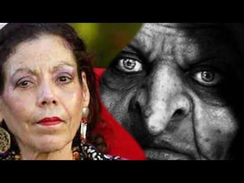 Pruebas de que Rosario Murillo si es una bruja