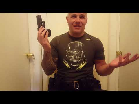 Hey kids! Clean your Glock the NYPD way!