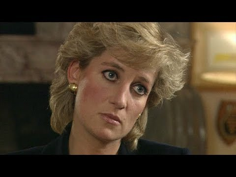 Princess Diana - 'SOMETHING BAD WILL HAPPEN ' - Interview