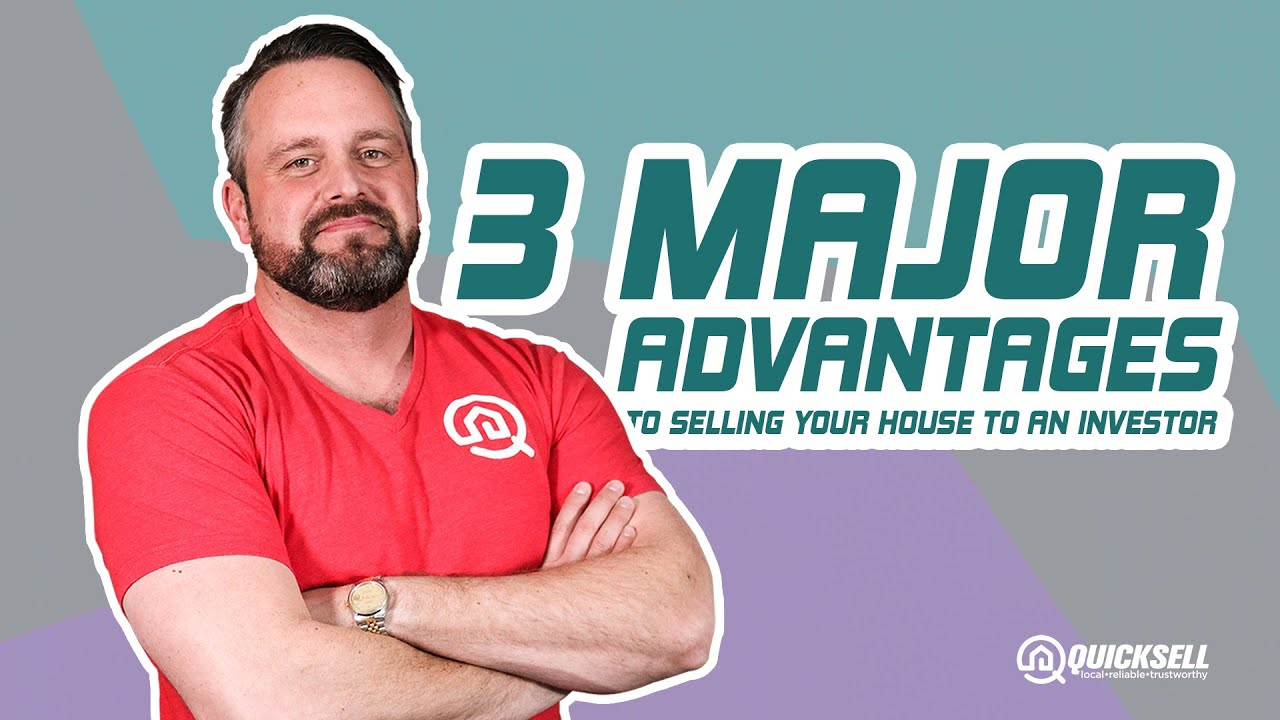 3 Major Advantages to Selling to an Investor