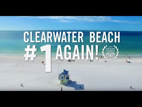 Deuce - Clearwater Beach Ranks #1 & Now Tampa Ranked 12th Best Place To Live