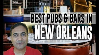 Best Bars Pubs & hangout places in New Orleans, United States