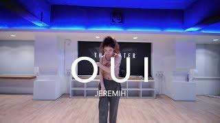 oui jeremih cheshir ha choreography
