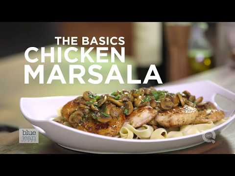 How to Make Chicken Marsala - The Basics on QVC