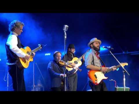 Jesse Cook & QuiQue Escamilla- Huapango del Tequila - Live at Luminato David Pecaut Square 2014