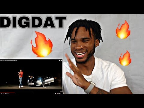 DIGDAT - AIRFORCE | REACTION VIDEO