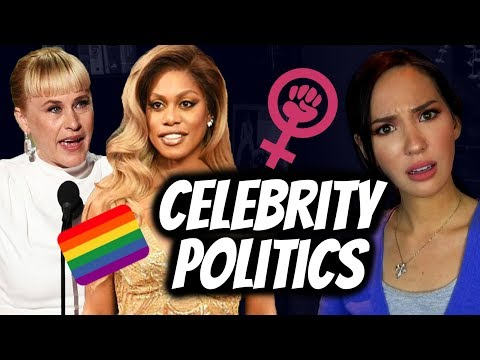 YAWN: Political CELEB EMMY Speeches - Trans Rights & Equal Pay | Ep 85