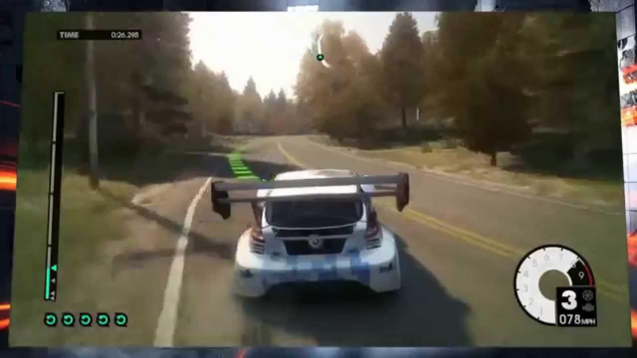 Computer Racing Car Games Split Screen
