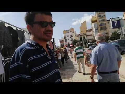 Влог Рынок в Бланес Испания цены на 2019г