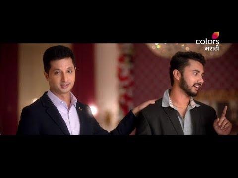 Featured In Colors Marathi New Serial Promo Ad - Actor Pankaj Khatavkar