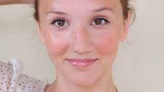 BACK TO SCHOOL MAKE-UP TUTORIAL