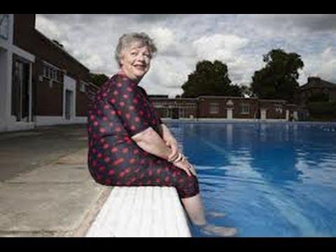 Jo Brand 20 Minute BBC  & Life Story  Judge @ Tom Daley's Splash @ ITV Jan 2014