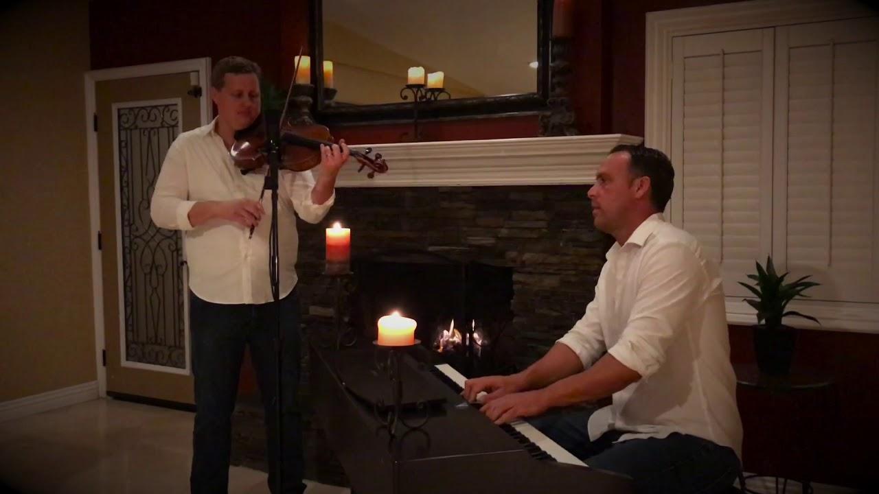 Señor te necesito | Instrumental Viola/Piano - Michael Hardey y Brigham Welch