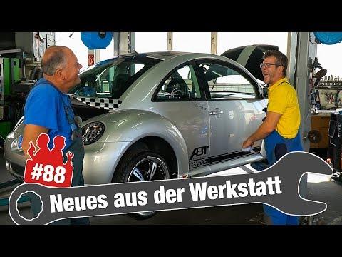 """Holgers """"wilde"""" Käfer-Anekdoten, festsitzende Glühkerzen & und ein versiffter Corsa-Kühler"""