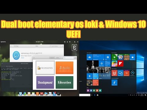 how to create dual boot windows 10 and android