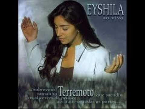 07  Eu Quero Ser Santo - Eyshila CD Terremoto