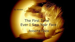 The First Time Ever I Saw Your Face 💗 Roberta Flack ~ Traduzione in Italiano