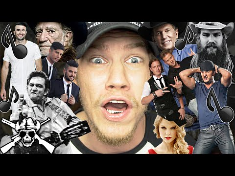 WTF is wrong with Country Music!? (WARNING: Explicit Language)