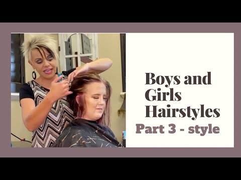 Medium Hairstyles - Color 😍 HairCut and Hairstyle  Part 3 thumbnail