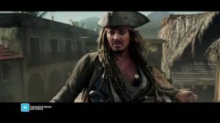 Pirates of the Caribbean: Dead Men Tell No Tales | Bank Escape