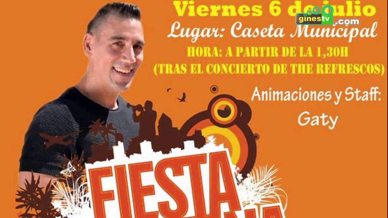 Fiesta Latina, el viernes 6 de julio en la Feria de San Ginés