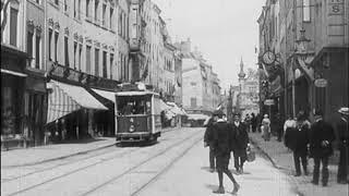 7 Luxembourg en 1912