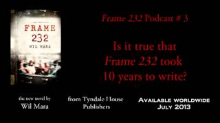'Frame 232' Video Podcast # 3