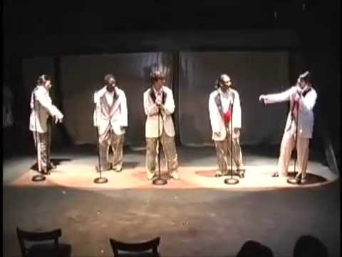 ShiQueeta-Lee presents The 5 HeartBeat Lip-Synched stage play promo