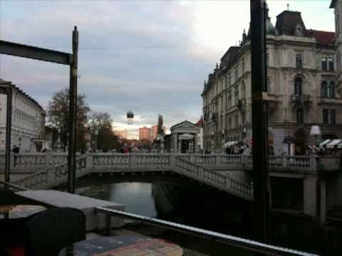 Slovenia, Ljubljana pictures and impressions (day time)