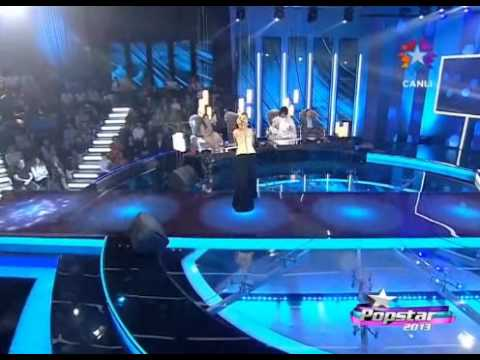 Popstar 2013 1. HAFTA Pınar - Severek Ayrılalım [H
