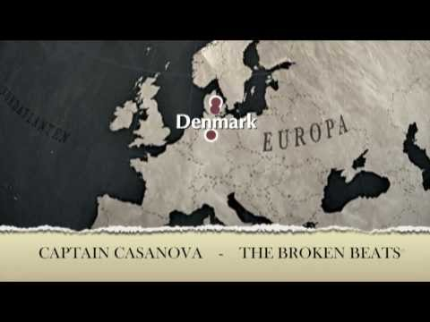 The Broken Beats & Captain Casanova - EXTRAVAGANZA TOUR TEASER