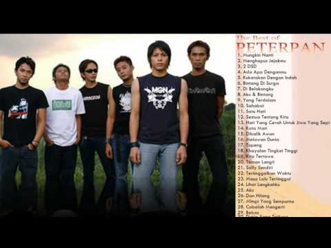 PETERPAN   Full Album Lagu Indonesia 2000an Terbaik