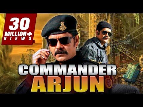 Commander Arjun 2018 South Indian Movies Dubbed In Hindi Full Movie | Nagarjuna, Prakash Raj