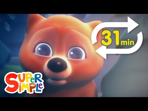 Sweet Dreams Goodnight Song Extended Mix  31 Mins  Kids Songs  Super Simple Songs
