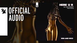 Win And Woo feat. Sara Skinner - Here U R (Fatum Remix)