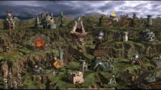 HOMM IV - Asylum (Chaos) theme
