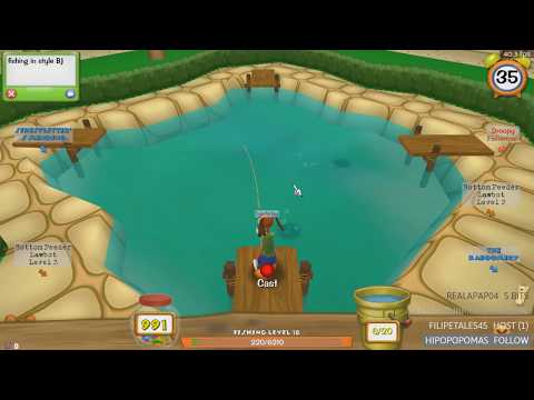 Fishing Glitch In Toontown Corporate Clash