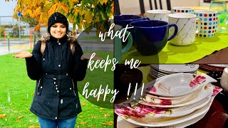 What keeps me happy | My Favourite Collections in Crockery, Coffee mugs, Placemats