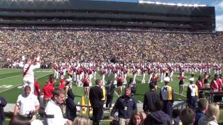 MUMB Pregame @ Michigan Stadium - September 13th 2014