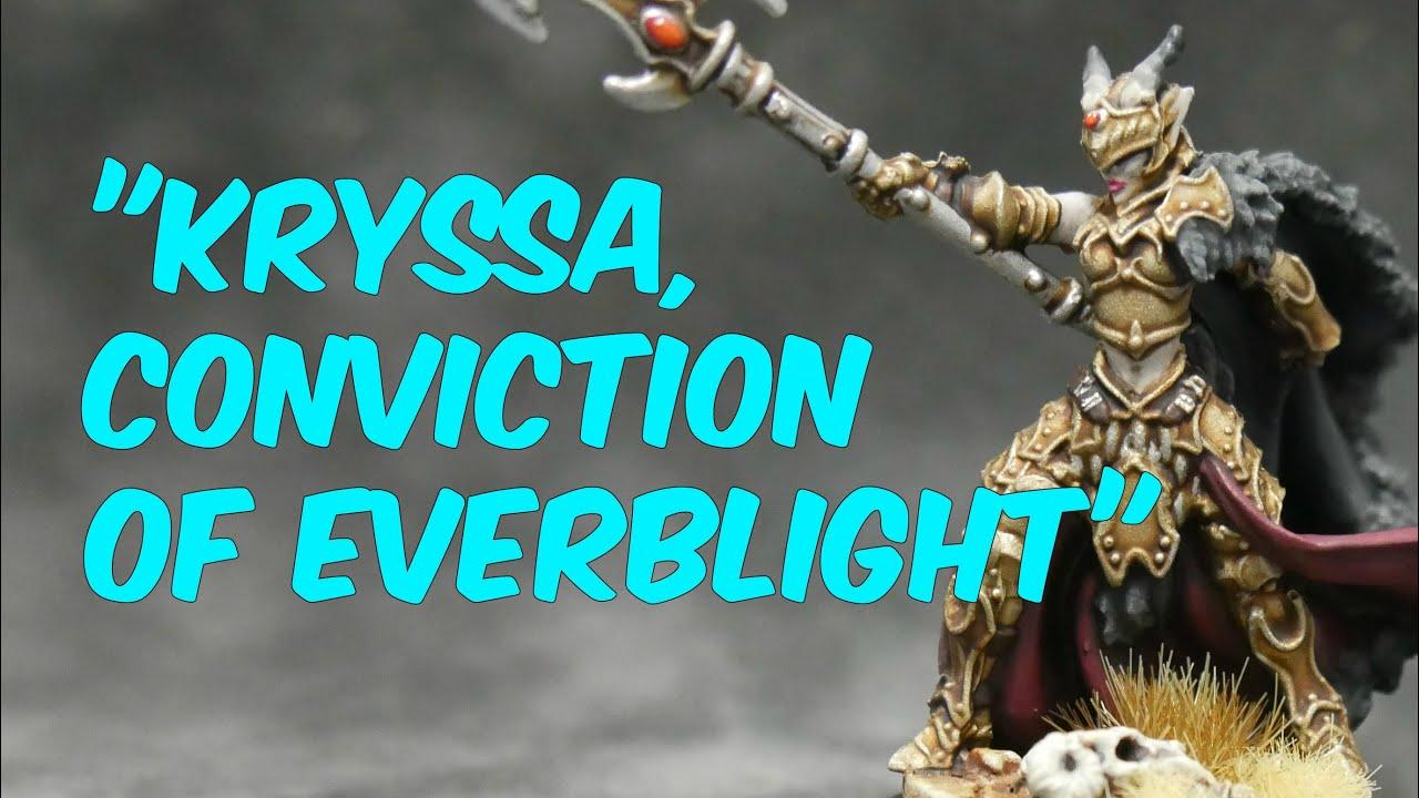 kryssa conviction of everblight