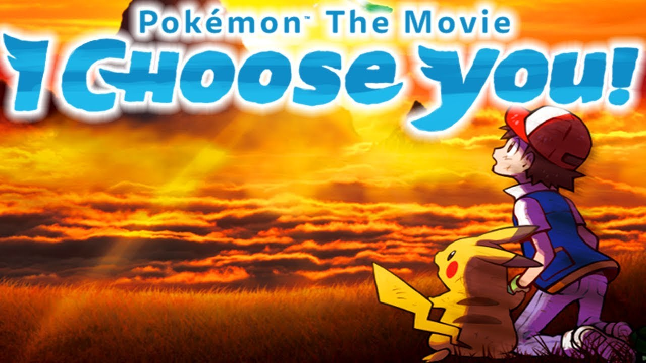 Pokemon Movie 20 I Choose You Review Thecartoongamer Youtube